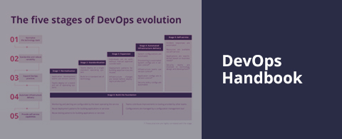 Deliver better products faster. Improve your collaboration with DevOps
