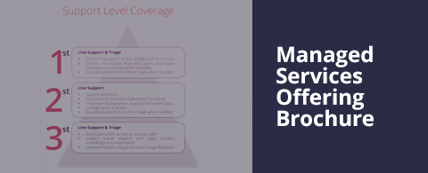What can you expect from our Managed Services offering?