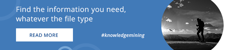 Click to find out more about Knowledge Mining