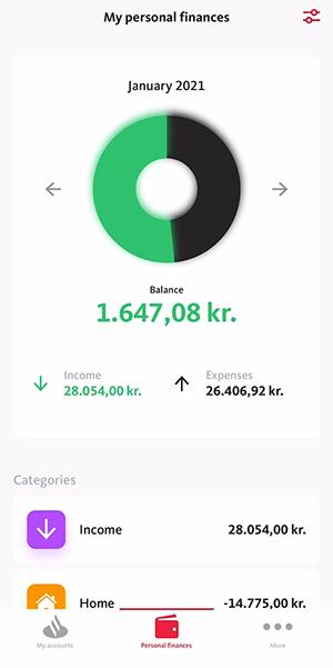 Demo version of Prosper mobile client